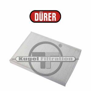 Filtre Habitacle H5001W Kugel Filtration