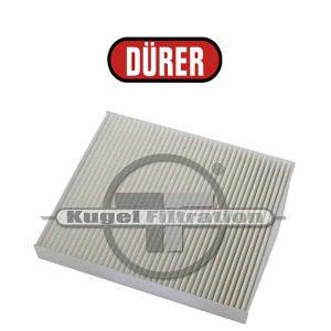 Filtre Habitacle H5008W Kugel Filtration