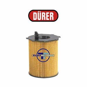 Filtre à huile O1017 Kugel Filtration