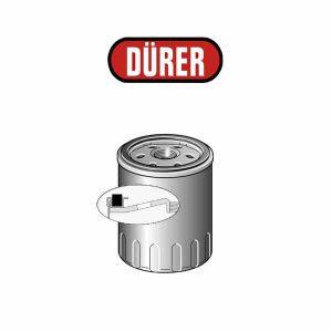 Filtre à huile O1146 Kugel Filtration