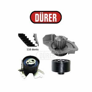 Kit de distribution avec pompe à eau PA121026 DÜRER