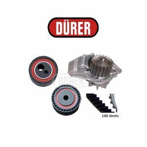 Kit de distribution avec pompe à eau PA121082 DÜRER