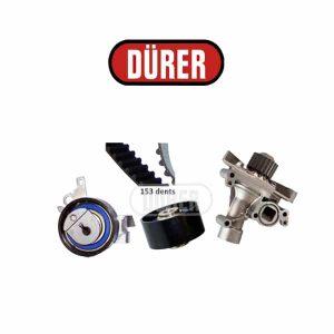 Kit de distribution avec pompe à eau PA121104 DÜRER