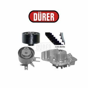 Kit de distribution avec pompe à eau PA121148 DÜRER