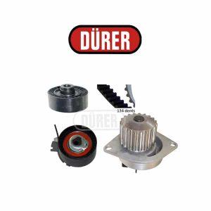 Kit de distribution avec pompe à eau PA121157 DÜRER
