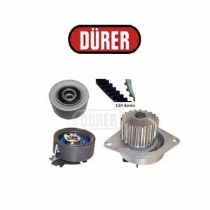 Kit de distribution avec pompe à eau PA121159 DÜRER