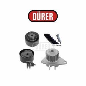 Kit de distribution avec pompe à eau PA121347 DÜRER