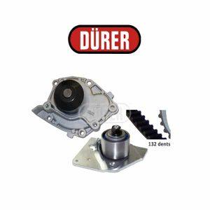 Kit de distribution avec pompe à eau PA1261050 DÜRER