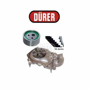 Kit de distribution avec pompe à eau PA161048 DÜRER