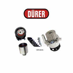 Kit de distribution avec pompe à eau PA181144 DÜRER