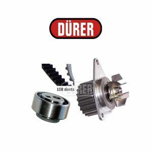 Kit de distribution avec pompe à eau PA221053 DÜRER