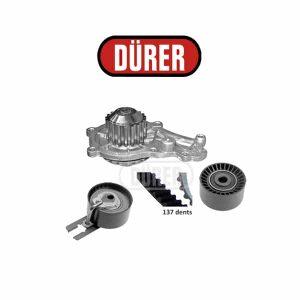 Kit de distribution avec pompe à eau PA221108 DÜRER