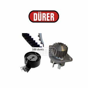 Kit de distribution avec pompe à eau PA221115 DÜRER