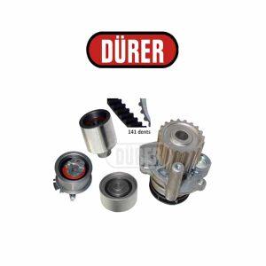 Kit de distribution avec pompe à eau PA281162 DÜRER