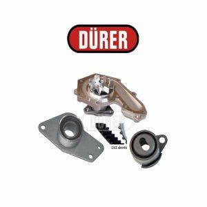 Kit de distribution avec pompe à eau PA761050 DÜRER