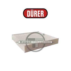 Filtre Habitacle H5075W Kugel Filtration