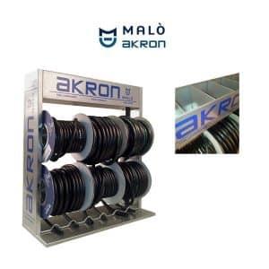 Présentoir AKRON de tuyaux à carburant 900253