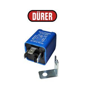 Centrale clignotante électronique 12V 3 bornes 96000.3 DÜRER