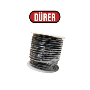 Bobine de câble 2mm² noir 10M BC20Nbl DÜRER