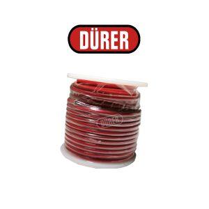 Bobine de câble 1,5mm² rouge 10M BC15Rbl DÜRER