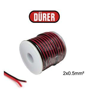 Bobine de câble haut-parleur 2X0.5mm² BCHP DÜRER