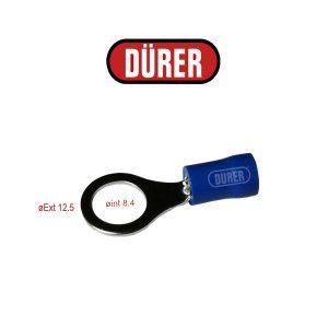 Cosse ronde œillet bleue CO8BP DÜRER ø8.4