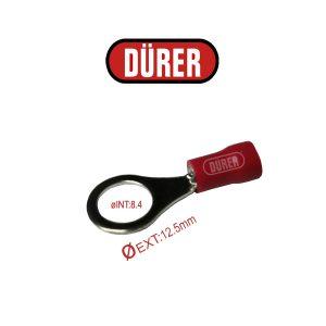 Cosse œillet rouge COR8 DÜRER ø8.4